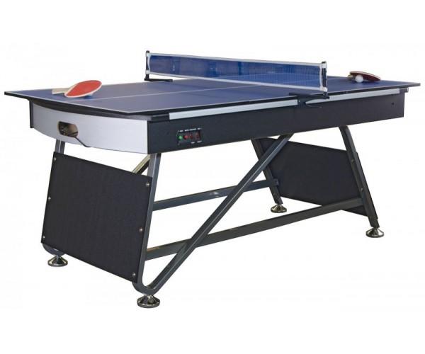 Игровой стол-трансформер (теннис + аэрохоккей, 182,9 х 91,5 х 81,3 см) «Maxi 2-in-1» 6 футов