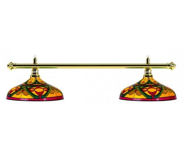 Лампа на два плафона «Colorful»