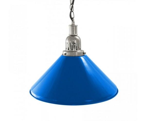 Лампа на один плафон «Blue Light»