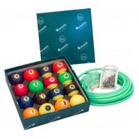 Комплект шаров 57.2 мм «Aramith Neon»