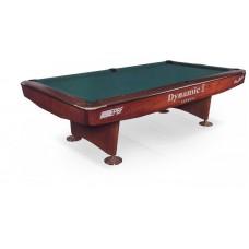 """Бильярдный стол 9 футов для пула """"Dynamic II"""" (корица)"""