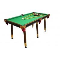 Бильярдный стол 4,5 фута Детская серия Американский пул «Браво»