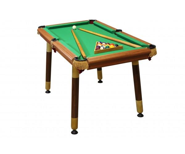 Бильярдный стол 3,5 фута Детская серия Американский пул «Оптималь»