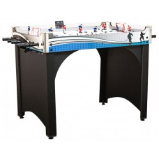 Хоккейный стол «Alaska» (101 x 73.6 x 80 см, серо-синий)