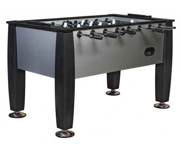 Игровой стол-футбол «Seltic» (140х81х89, серый)