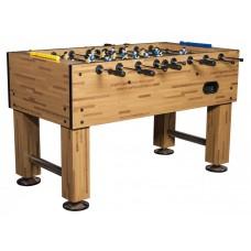 Игровой стол - футбол «Champion Pro» (140х72х86, светлый)