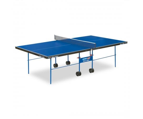Стол для настольного тенниса Start Line Game Indoor с сеткой