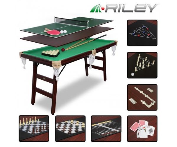 Бильярдный стол 5 футов Детская серия Riley