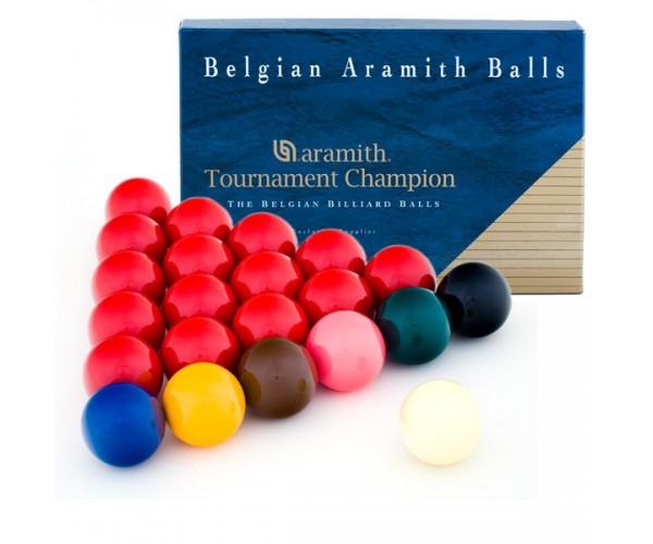 Бильярдные шары Снукер Aramith Tournament Champion Pro-Cup Snooker Ø52,4мм