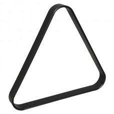 Треугольник Полимер ЧерныйЧерный 38мм