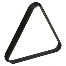 Треугольник РусПул (пластик)Черный 57,2мм
