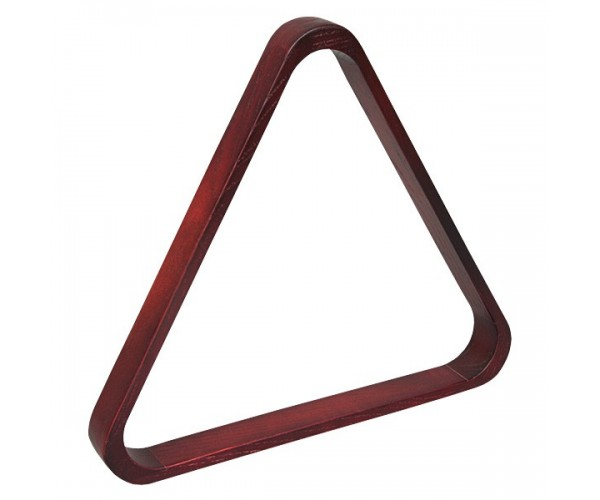 Треугольник Классика (дуб махагон) 68мм