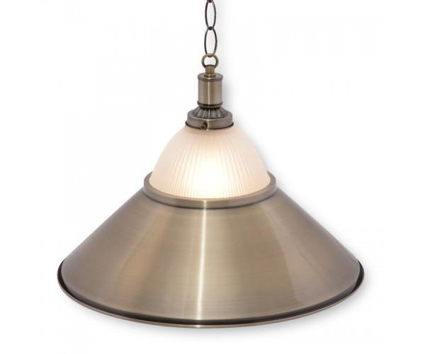 Светильник для бильярда Alison Bronze 1 (один) плафон