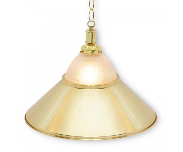 Светильник для бильярда Alison Golden 1 (один) плафон