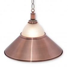 Светильник для бильярда Alison Red Bronze 1 (один) плафон