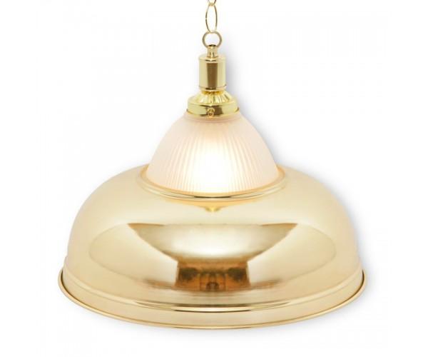 Светильник для бильярда Crown Golden 1 (один) плафон