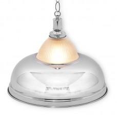 Светильник для бильярда Crown Silver 1 (один) плафон