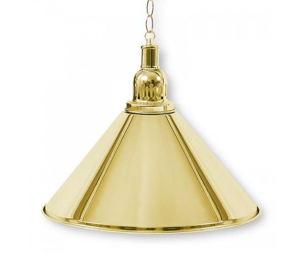 Светильник для бильярда Prestige Golden 1 (один) плафон