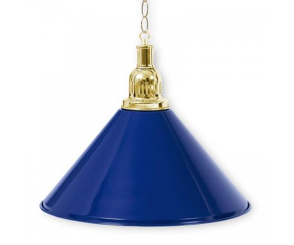 Светильник для бильярда Prestige Golden Blue 1 (один) плафон