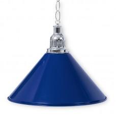 Светильник для бильярда Prestige Silver  Blue 1 (один) плафон
