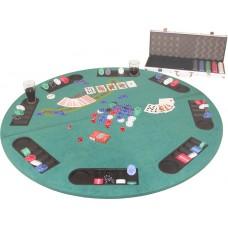 Складной стол для игры в покер