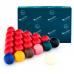 Бильярдные шары Снукер Aramith Premier Snooker Ø52,4мм