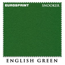 Сукно Eurosprint Snooker 198см English Green