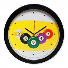 Часы SN5024 пластик ø29,5см