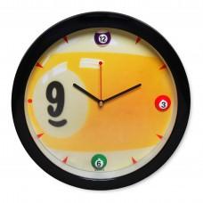 Часы SN5025 пластик ø29,5см