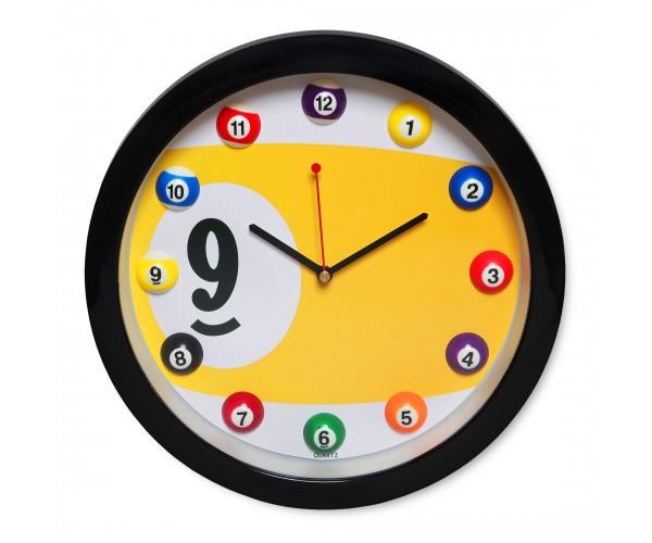 Часы SN5027 пластик ø29,5см