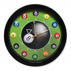 Часы SN5028 пластик ø29,5см