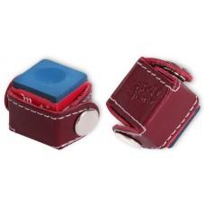 Держатель для мела Kamui Chalk Case бордо, зеленый, коричневый, красный, синий, черный