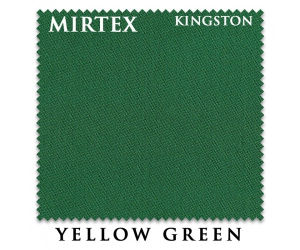Сукно Mirtex Kingston 200см Yellow Green