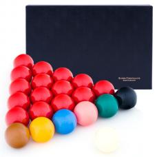 Бильярдные шары Снукер Super Aramith Crystalate  Snooker Ø52,4мм