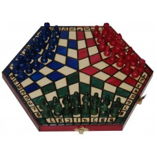 "Шахматы ""На троих"" малые"